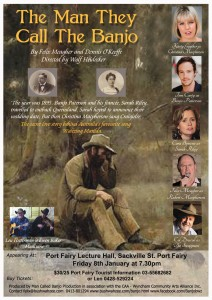 banjo poster PF